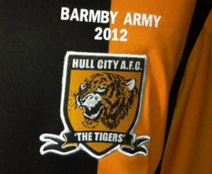 Barmby Army 2012