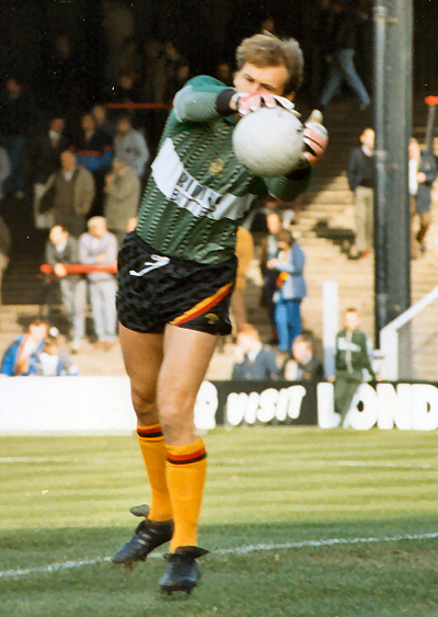1988/1989 Green keeper jersey