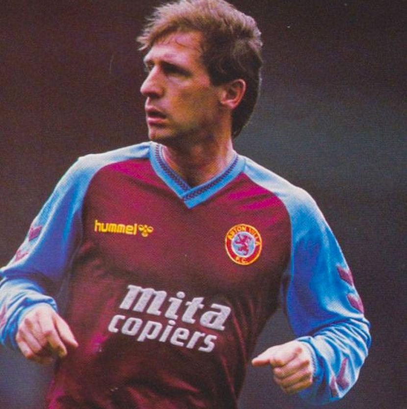 Shirt Swapping Aston Villa