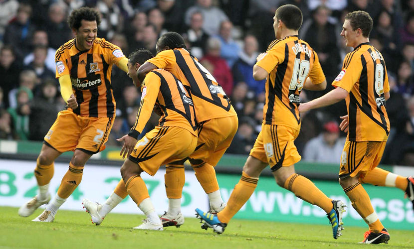 Derby v Hull City 19 November 2011